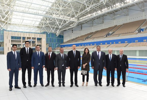 Variopool present on first European Games ever