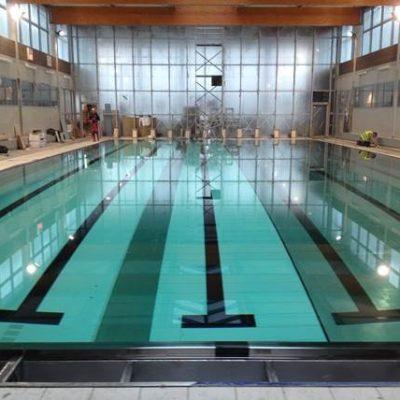 Aquatic centre Morag, morag, zwembad morag, Aquatic centre morag, movable floor, swimming pool
