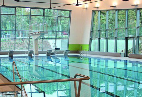 Schwimmbad Kleve