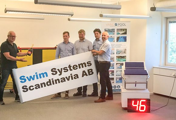 Persbericht: Swims Systems gears up
