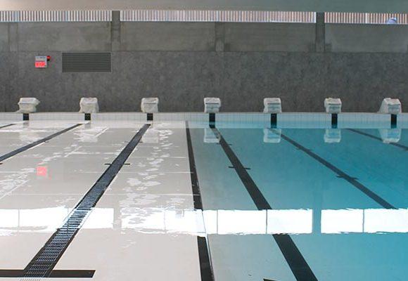 zwembadbodem