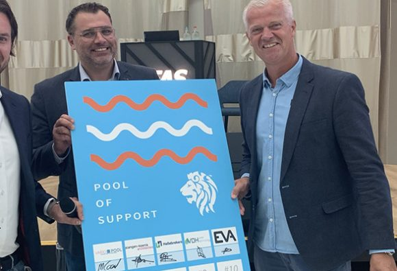 pool of support